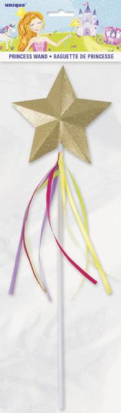 Magical Princess Rainbow Star Wand